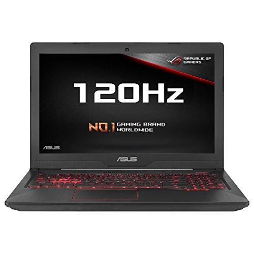 ASUS FX503VM Core i5 256GB SSD Black