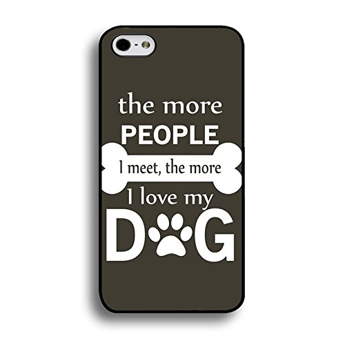 Funny Lively I Love My Dog Phone Case Cover Solid Skin Protetive Shell for Iphone 6/6s 4.7 (Inch) Dog Dream Color224d