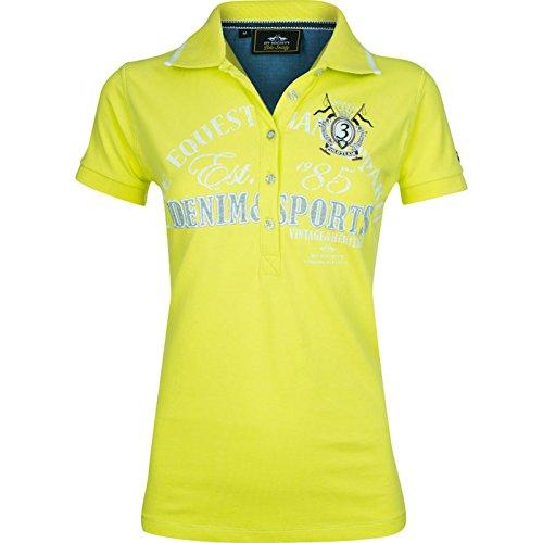 Hv Polo Society Damen Polo Shirt North XS - XL Lime