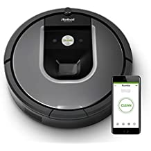 iRobot 900 Series Roomba 960 Vacuum Cleaning Robot (Grey)