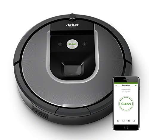 iRobot Roomba 960 Robot Aspirapolvere, Sistema di ...