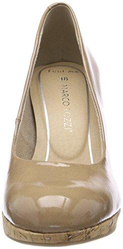 Marco Tozzi 22421, Scarpe con Tacco Donna Rosa (Candy Pat. Com)