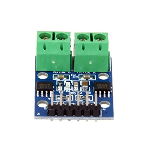 Gazechimp L9110S H Brücke Doppel DC Stepper Motortreiber Controller Board für Arduino
