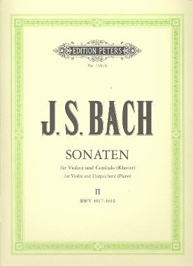 Sonaten fur Violine und Cembalo (Klavi...