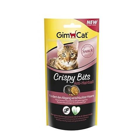 GimCat Crispy Bits Anti-Hairball - 40g