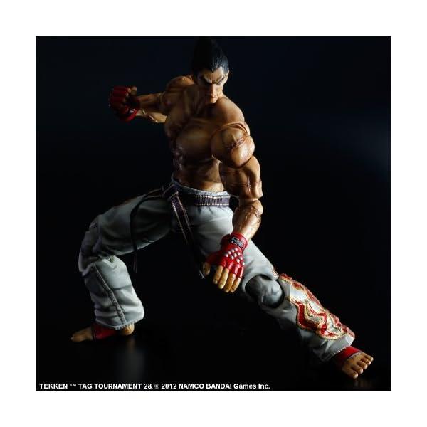 Tekken Tag Tournament 2 - Figura Play Arts Kai: Kazuya Mishima 5