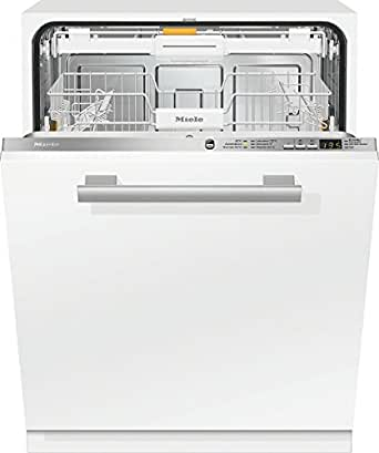 Miele G 6165 SCVi XXL Entièrement intégré 14places A++ Blanc - lave-vaisselles (Entièrement intégré, A, A++, Blanc, boutons, LCD)