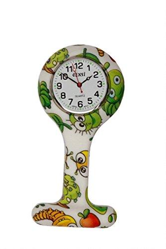 censi-orologio-da-tasca-adatto-a-personale-medico-e-paramedico-unisex-in-silicone-motivo-bruco