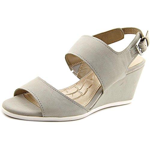 Giani Bernini Lynette Femmes Synthétique Sandales Compensés Grey
