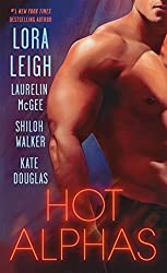 Hot Alphas by Lora Leigh (2015-12-01)