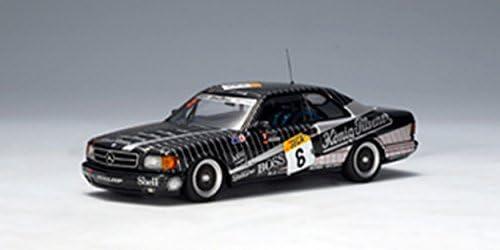 AUTOart AA68932 Mercedes 500 Sec N.6 Spa 1989 1:43 1:43 1:43 MODELLINO Die CAST Model ac2c7e