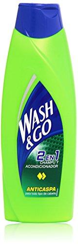 Wash & Go anticaspa Shampoo 2 in1 300 ml