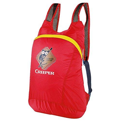 Sincere® Package / Sacs à dos / portable épaule léger sac / Ultralight / pliage sac levage alpinisme / petit sac à dos d'équitation / sac peau rouge 20L