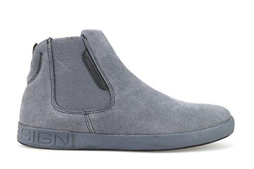 scarpe uomo MOMO DESIGN 40 EU sneakers grigio camoscio / tessuto AK947