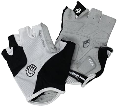 Pearl izumi elite gel gants de vélo courts blanc modèle 2014 XX-Large Blanc - Blanc