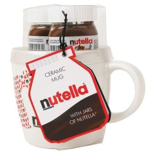 Nutella Hazelnut Spread with Cocoa and Nutella Mug Gift