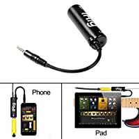 ADFEN Guitar Interface IRig Converter Replacement Guitar for Phone New A2T1