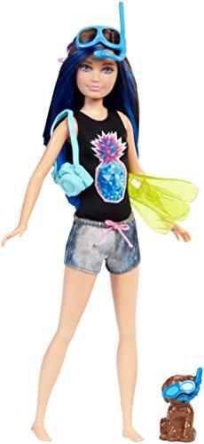Mattel Barbie FBD70 Magie der Delfine Skipper, Puppe