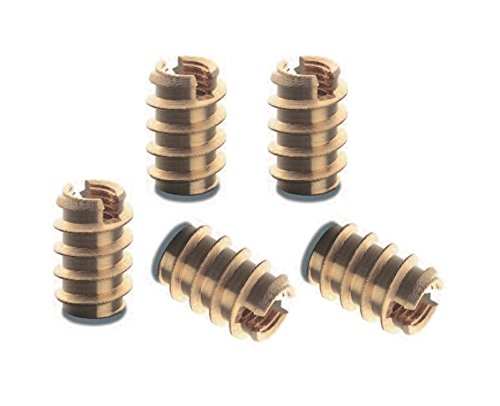 filettato-confezione-da-10-pezzi-con-inserto-in-ottone-m6-per-legno