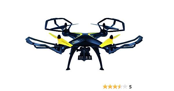 National Geographic Drohne Quadrocopter Explorer Cam Elektronik