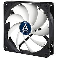 ARCTIC F12-120 mm Standard Gehäuselüfter| Extrem leiser Lüfter | Case Fan mit Standardgehäuse | Push- oder Pull Konfiguration möglich