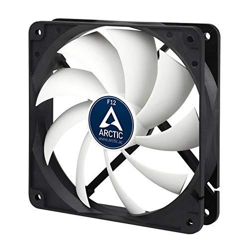 ARCTIC F12 | Extrem leiser 120 mm Gehäuselüfter | Case Fan mit Standard-Gehäuse - Silent Computer-fan