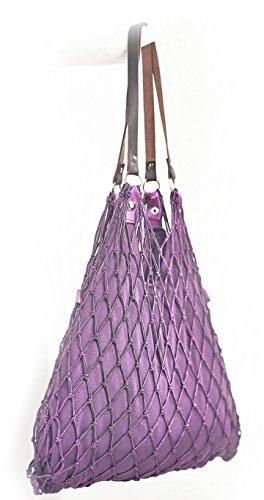 CEDON Kulturbeutel de Luxe, violett