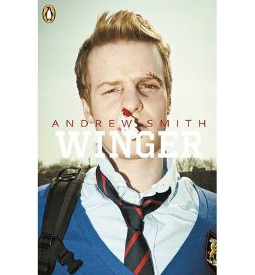 Portada del libro [(Winger)] [ By (author) Andrew Smith ] [June, 2014]
