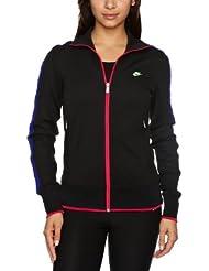 Nike G NSW Anorak Uptown 550 - Parka para niña, color azul, talla XL