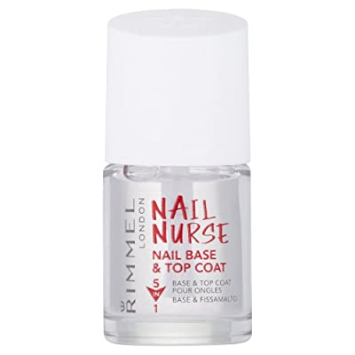 Rimmel Nail Nurse Base and Top Coat, Perfectionail