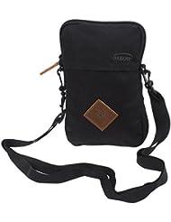 Oxbow - Sala noir marron - Sacoche pochette bandouliére - Noir - Taille Unique