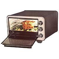 فرن حراري كهربائي، 36 لتر، رمادي - KF3200