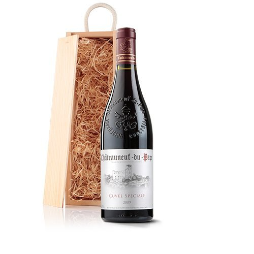 Sendagift-by-Virgin-Wines-Chateauneuf-Du-Pape-Cuvee-Speciale-2013-75Cl-In-Wooden-Gift-Box