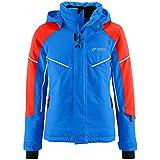 Maier sports chaqueta de invierno infantil Pavel esquiar para hombre 10.000, color  - azul, tamaño 8 años (128 cm)