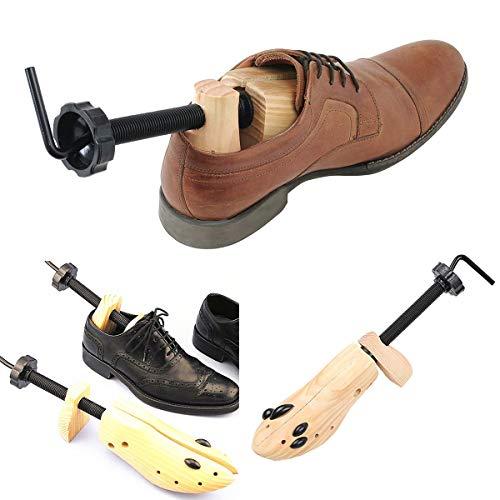 1pc nisex donna uomo scarpa in legno barella regolabile a 2 vie shaper expander scarpa in legno regolabile (scarpa singola) (size : m)