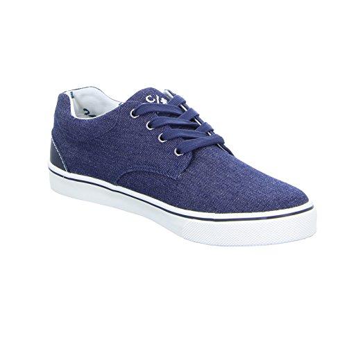 Camp David  Chs-1755-8207-0569, Chaussures de ville à lacets pour homme Bleu