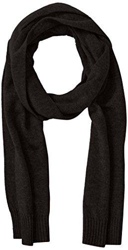 BOSS Herren Scarf-Basic Schal, Schwarz (Black 001), One Size (Herstellergröße: STÜCK)