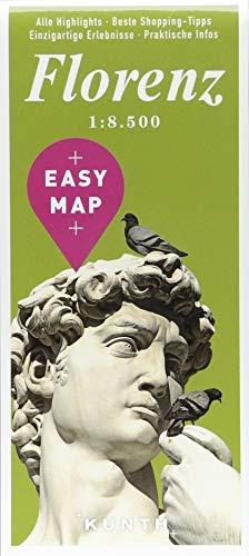 EASY MAP Florenz: 1:8.500 (KUNTH EASY MAP)