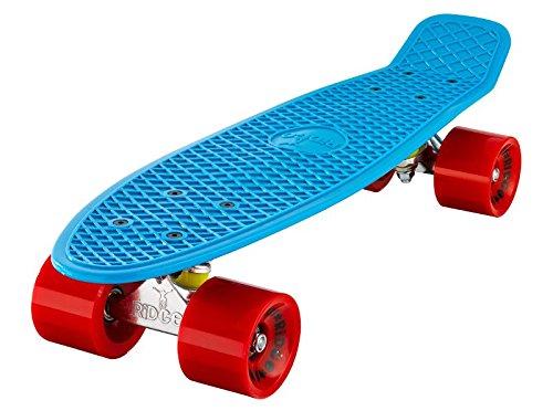 Ridge 22 Skateboard Mini Cruiser Complet Avec Gros Roues 70MM par  Ridge