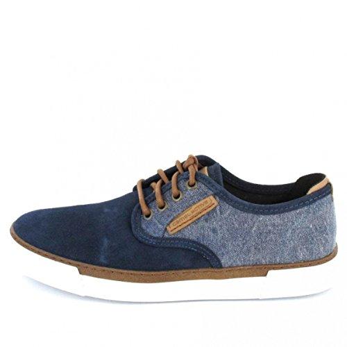 camel active460.11.04 - Pantofole Uomo Blu (Jeans)