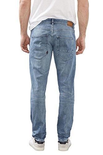 ESPRIT Herren Jeanshose 027ee2b002-5 Pocket Blau (Blue Medium Wash 902)
