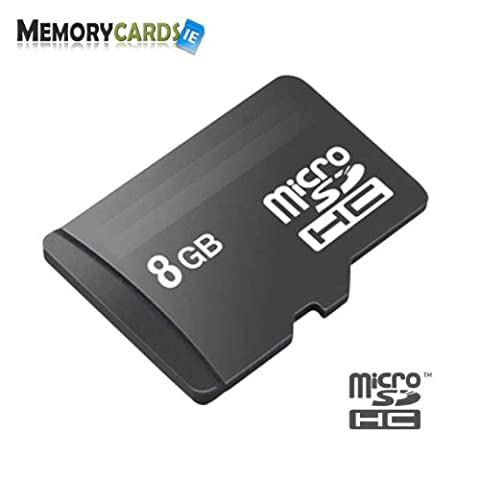 New 8GB Micro SD SDHC Memory Card for T-Mobile Ameo, MDA Vario III, Wing, MDA Touch Plus, G1, Pulse, Toshiba TG01, Vodafone v1615, 360 M1/H1 Mobile Phone. Archos 2, Cowon J3 iRiver, Sandisk Sansa Fuze View Mp3 Player. Comes with Free SD Adapter!