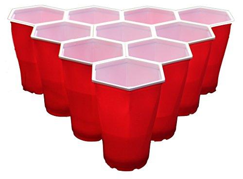Hexa pong - Die weltbesten Beer Pong Becher