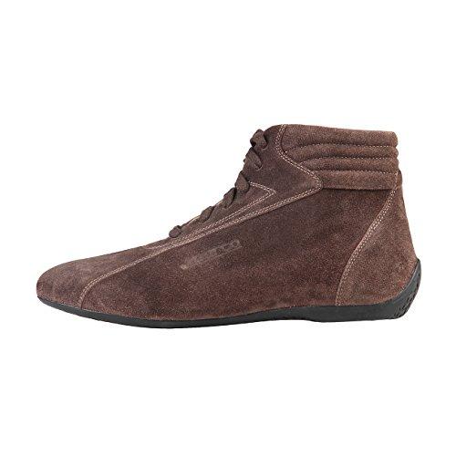 sparco-monza-baskets-pour-homme-marron-eu-40