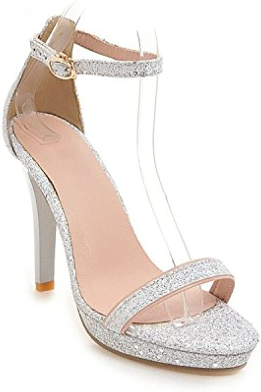 Donna Estate Casuale Sandali Moda Moda Moda   Sandali donna Le eleganti a tacco alto scarpe, elegante e grande, piano sandali... | Eleganti  | Uomo/Donne Scarpa  0d8512