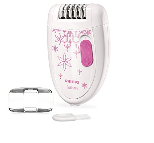 Philips BRE200/00 Satinelle Legs and Arms Epilator (Pink)