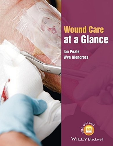 Wound Care at a Glance (At a Glance (Nursing and Healthcare)) by Ian Peate (2015-05-06)