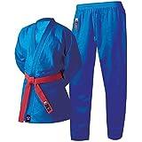 Cimac Judo Gi Adult Kids Men Women Uniform Blue 350g Suit 110 120 130 140 150 160 170 180 190 200