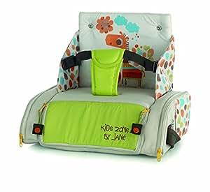 JANE, Rialzo per sedia per bambini, con tasche