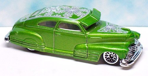Hot Wheels Holiday Hot Rods Green 47 Chevy Fleetline by Hot Wheels